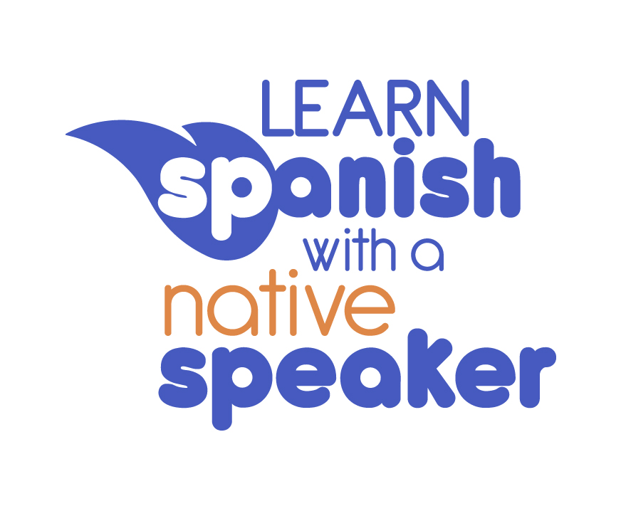 Learn Spanish with a native speaker logo